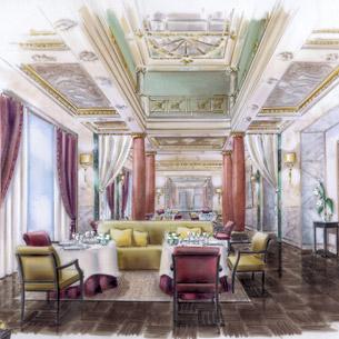 Image Evropeiski restaurant