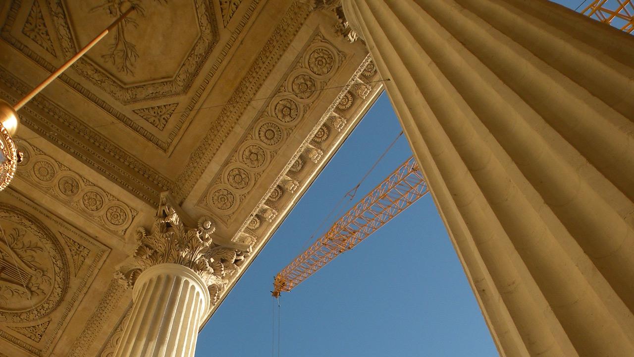 Hôtel de Crillon - Palace Architecture - Affine Design
