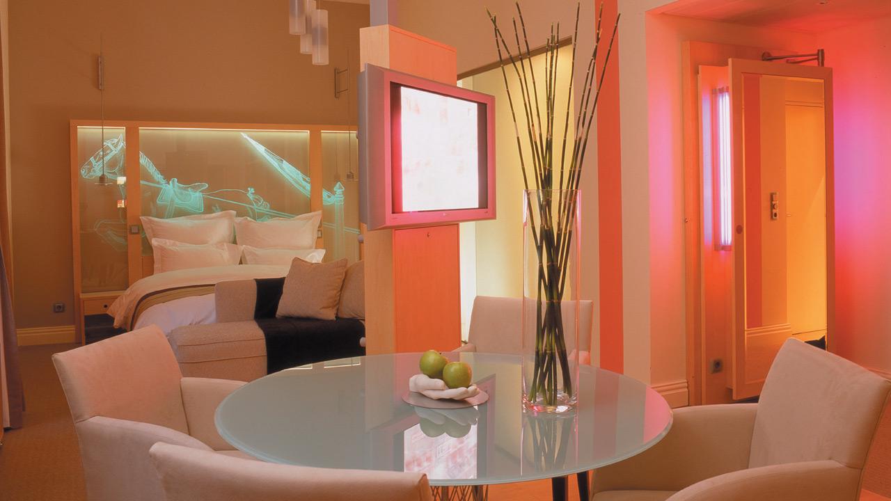 Meridien hotel vienna architecture interior design for Design hotel vienna