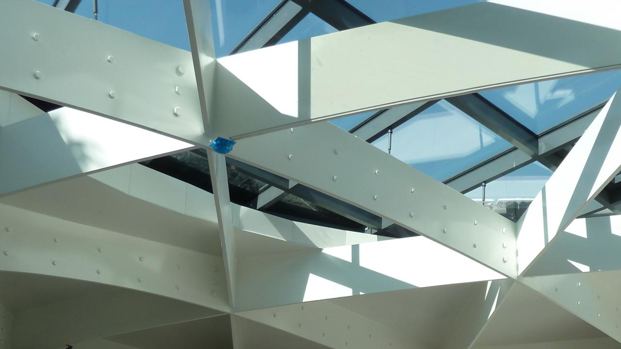 Pavillions Monte-Carlo - Luxury retail architecture - Affine Design