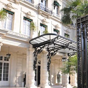 Hôtel Shangri-La Paris