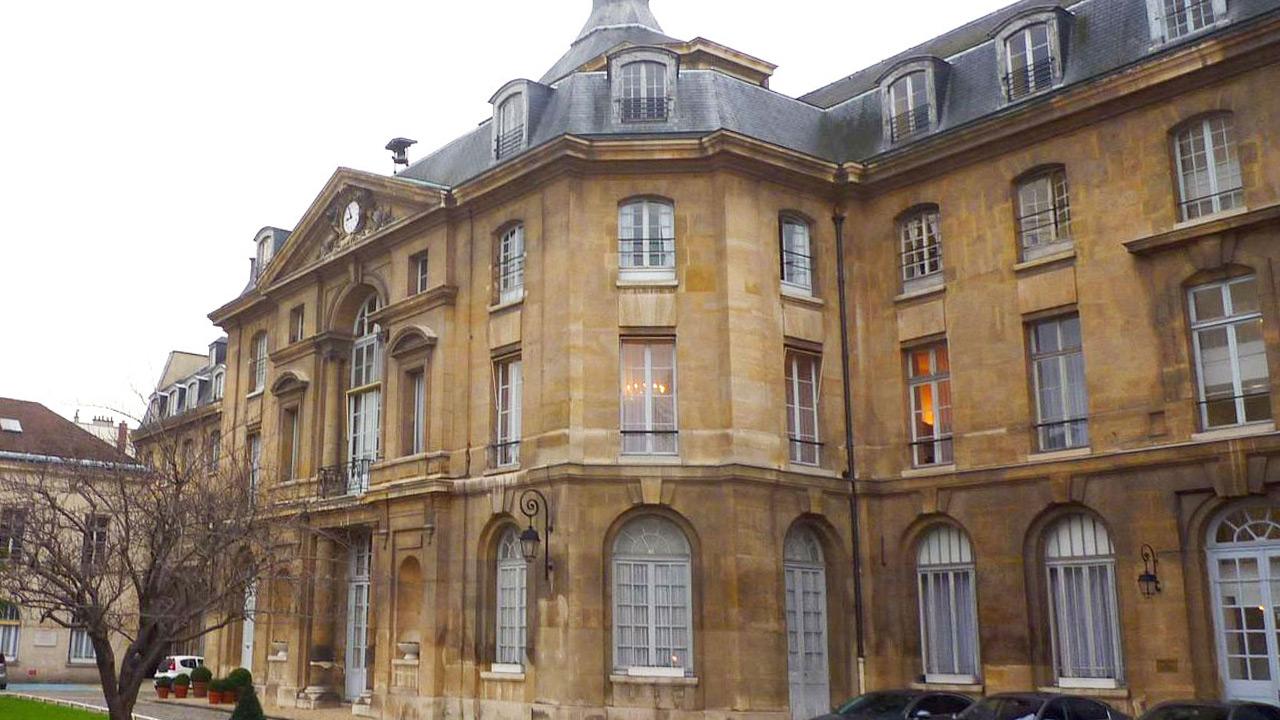 Abbaye de Penthemont - Architecture Hôtel de luxe 5* - Affine Design