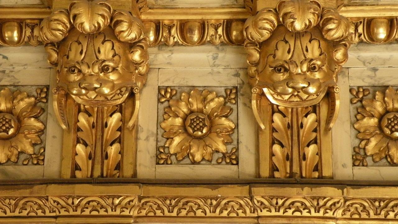 Hôtel de Crillon - Architecture de Palace - Affine Design