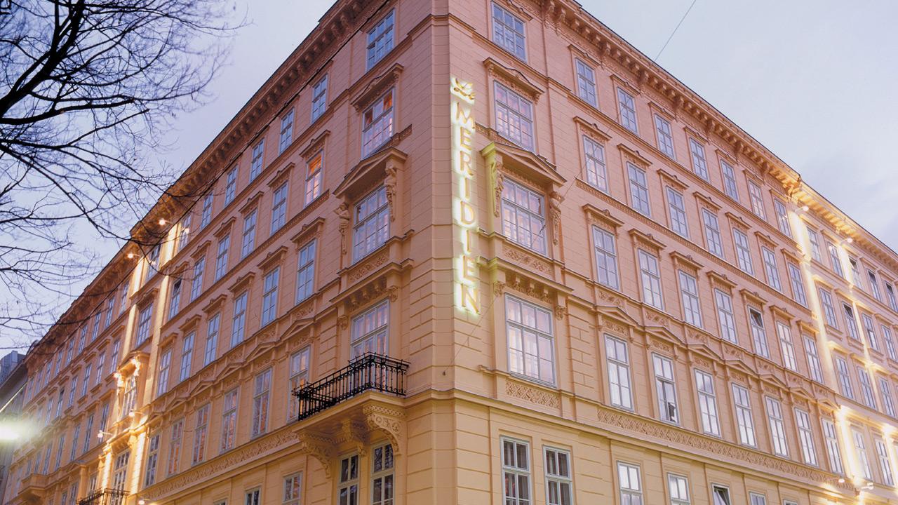 Hôtel Meridien Wien - Architecture Hôtel 5* de luxe - Affine Design