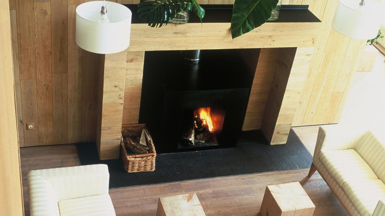 Résidence La Falaise - Architecture résidence haut de gamme - Affine Design