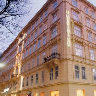 Image Meridien Hotel Vienna