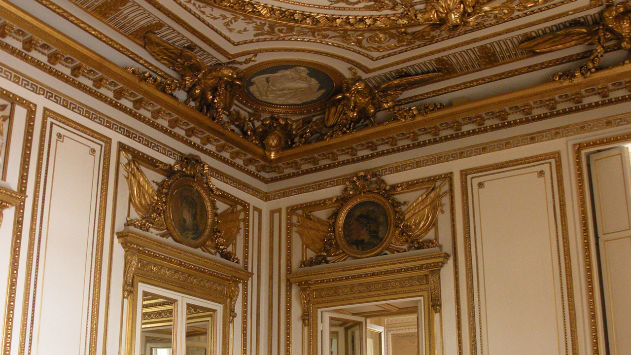 Hôtel de Crillon - Palace Architecture - Affine Design