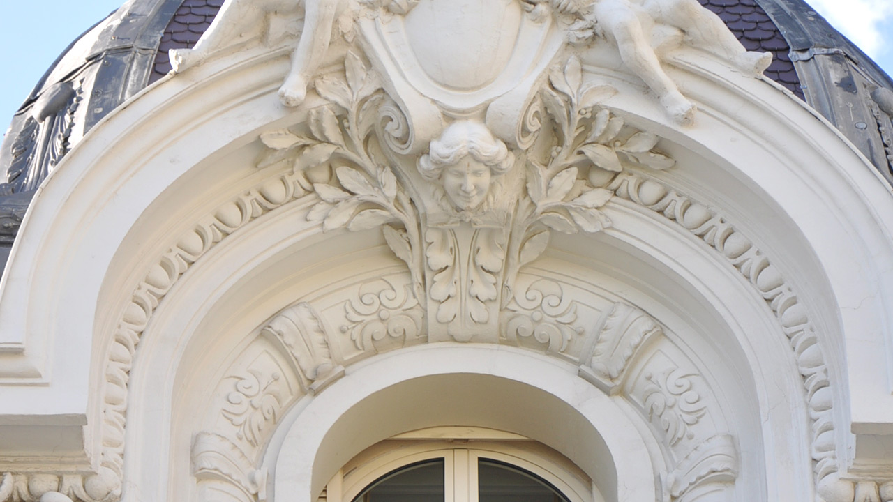 H tel de paris palace architecture interior design for Hotel de paris