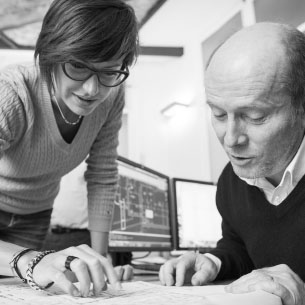 Architectural approach - AFFINE DESIGN