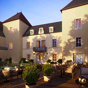 Image Château de la Commaraine