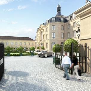Image Abbaye de Penthemont