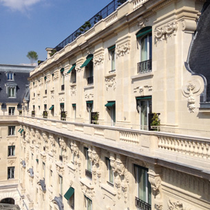 Image Hôtel The Peninsula Paris