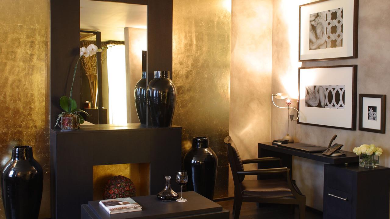 Baglioni Hyde Park - Architecture hôtel de luxe 5* - Affine Design