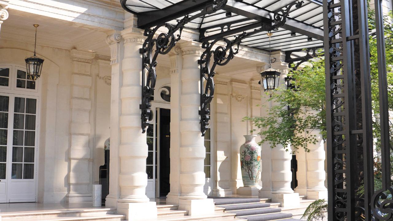 Hôtel Shangi-la - Architecture hôtel 5* - Affine Design